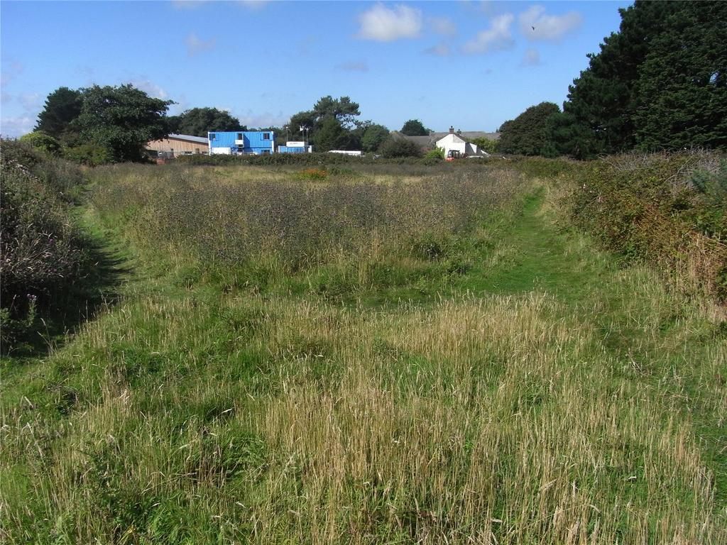 Land Commercial for sale in Treleigh, Redruth, Cornwall, TR16