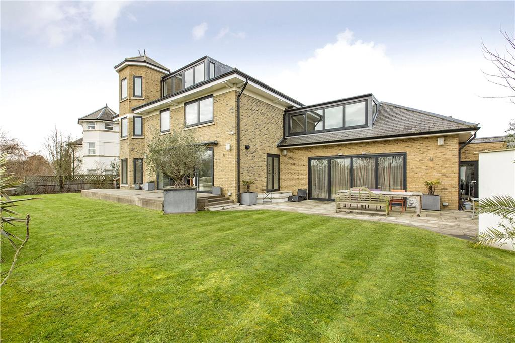 7 Bedrooms Detached House for sale in Burges Grove, Barnes, London, SW13