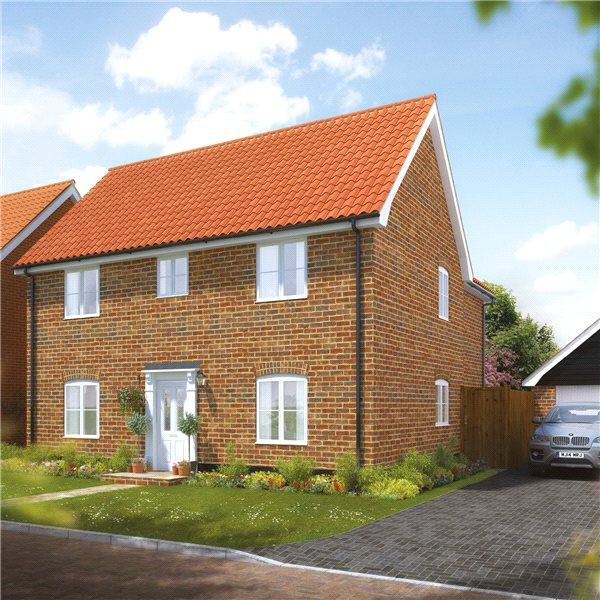 4 Bedrooms Detached House for sale in Plot 108 Broadbeach Gardens, Stalham, Norfolk, NR12
