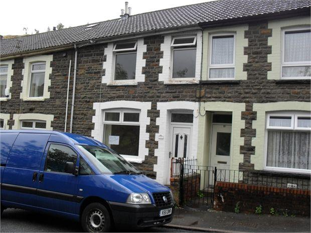 3 Bedrooms Terraced House for sale in The Parade, Ferndale, Ferndale, Rhondda Cynon Taff. CF43 4SU
