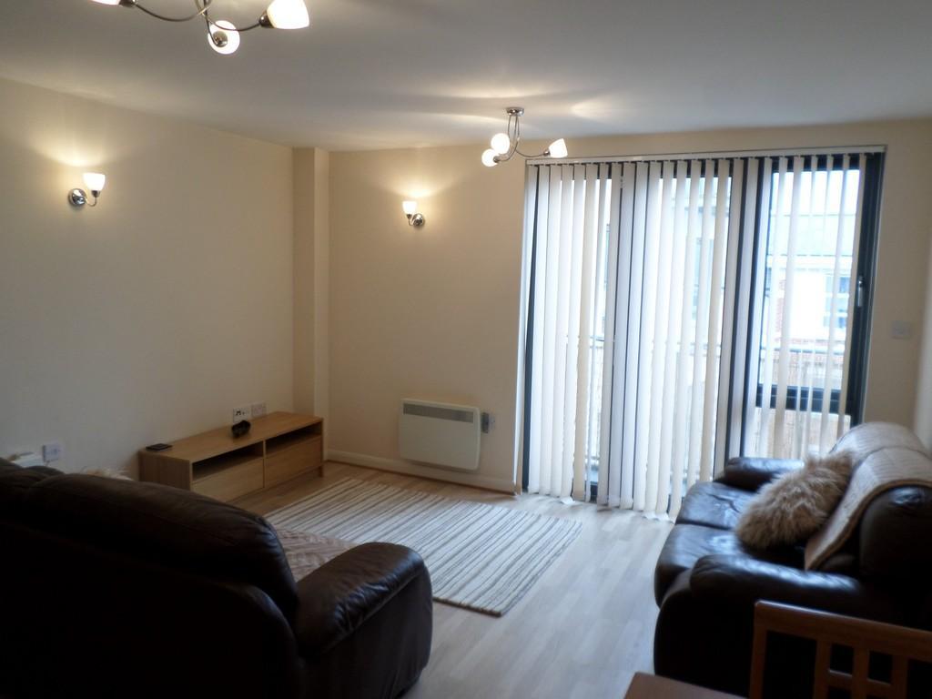 1 Bedroom Apartment Flat for sale in Base Building, 2 Trafalger Street, Sheffield, S1 4LQ