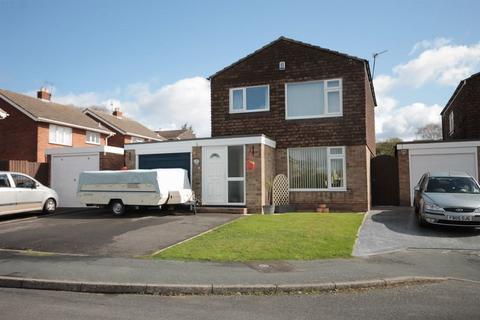 3 bedroom detached house for sale - OULTON CLOSE, SHELTON LOCK