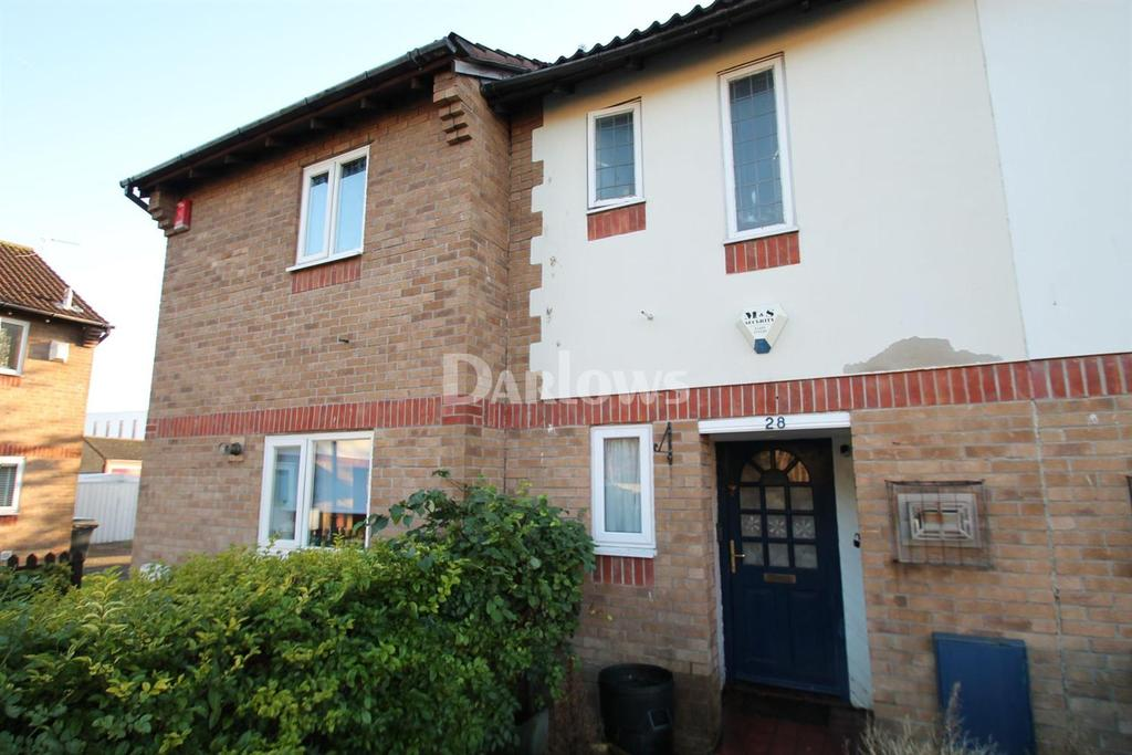 1 Bedroom Terraced House for sale in Burges Place, City Gardens