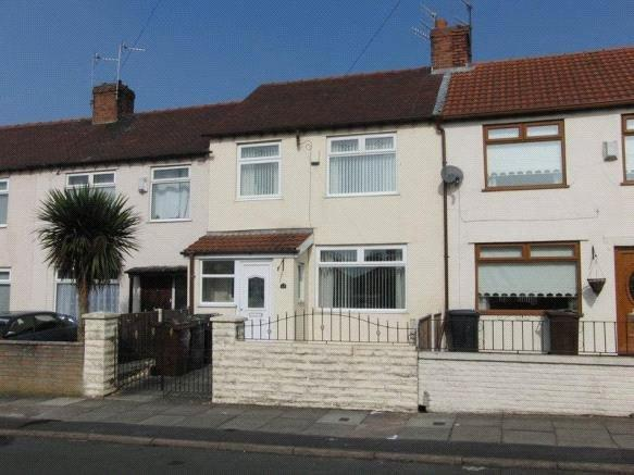 3 Bedrooms Terraced House for sale in Keir Hardie Avenue, Bootle, L20