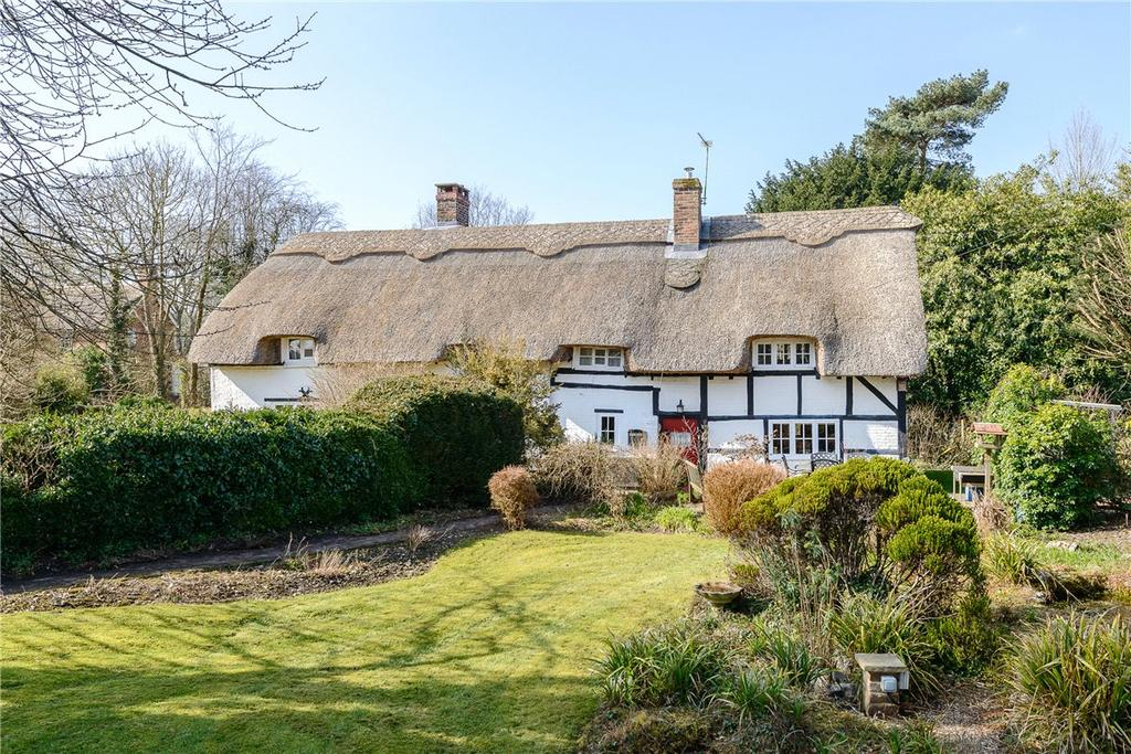 4 Bedrooms Detached House for sale in Upper Green, Inkpen, Hungerford, Berkshire, RG17