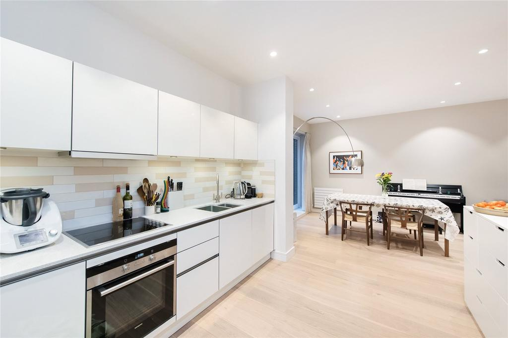 2 Bedrooms Flat for sale in Old Printworks, 130 New Kings Road, London, SW6