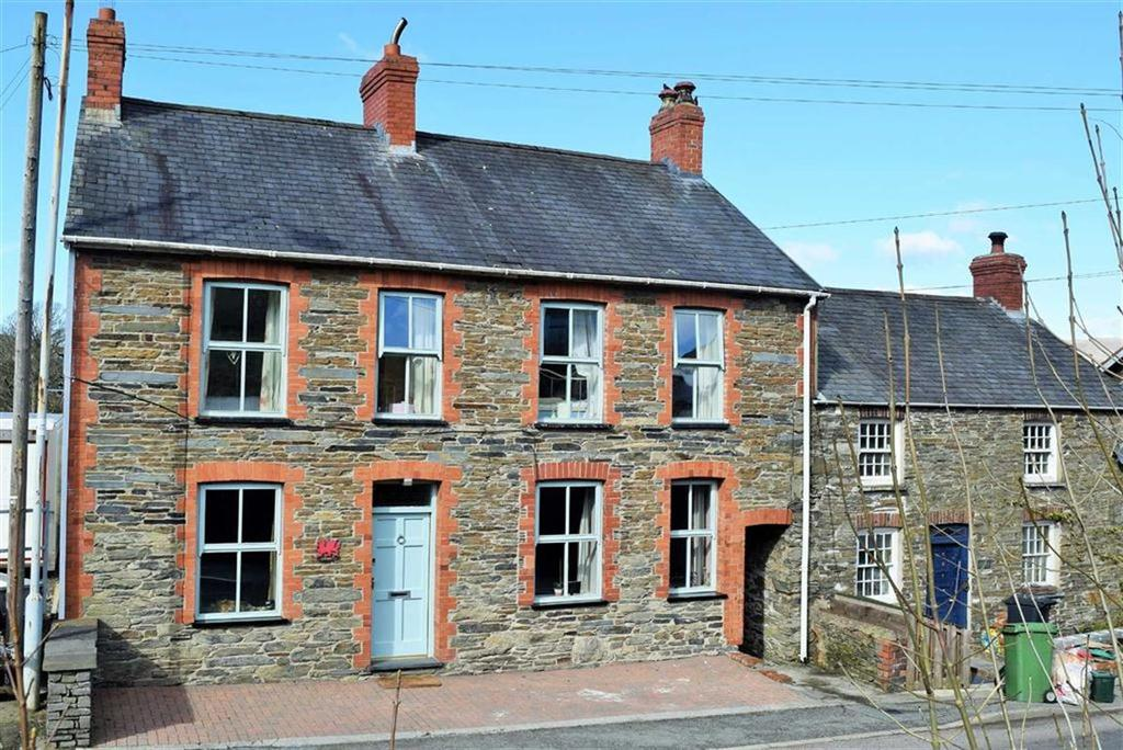 5 Bedrooms Detached House for sale in Glasfryn, Furnace, Furnace, Machynlleth, SY20