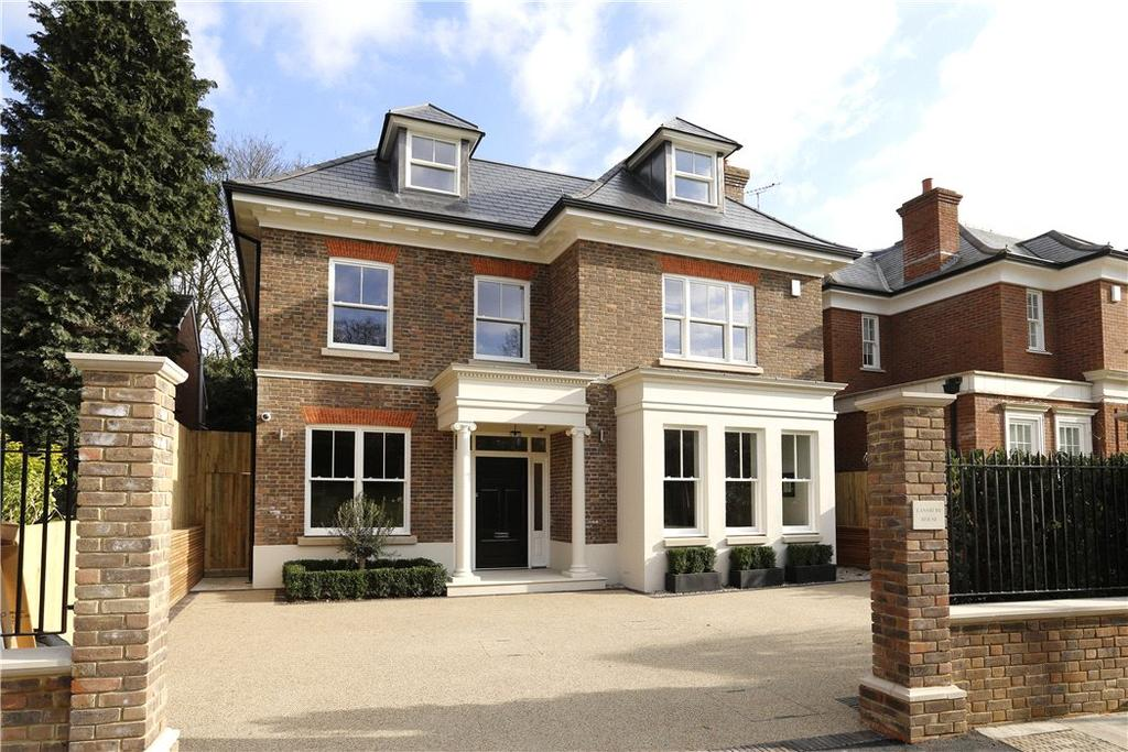 6 Bedrooms Detached House for sale in Margin Drive, Wimbledon, London, SW19