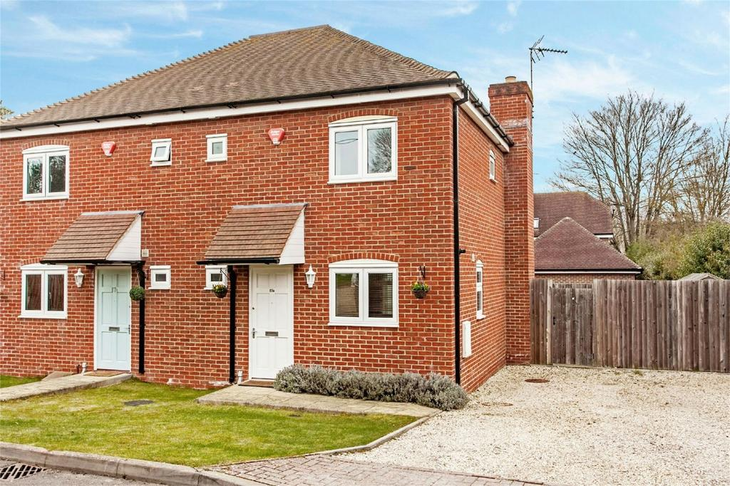 2 Bedrooms Semi Detached House for sale in Littleton, Winchester, Hampshire