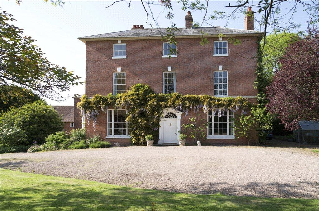 9 Bedrooms Detached House for sale in Cradley, Malvern, Herefordshire, WR13