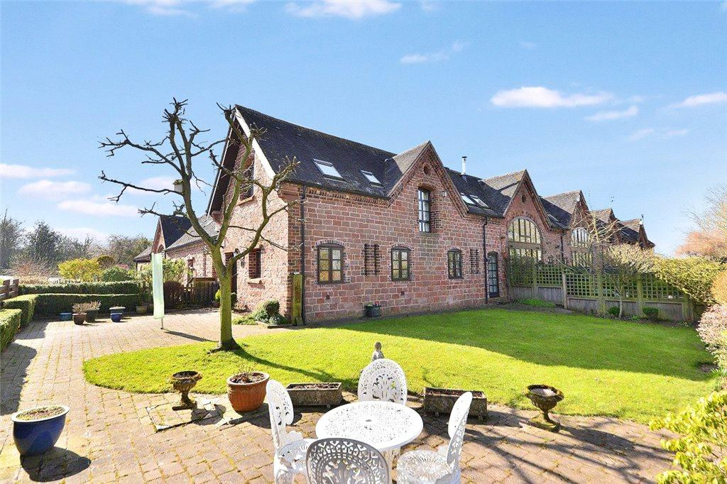 3 Bedrooms Barn Conversion Character Property for sale in Arley, Bewdley, Worcestershire, DY12
