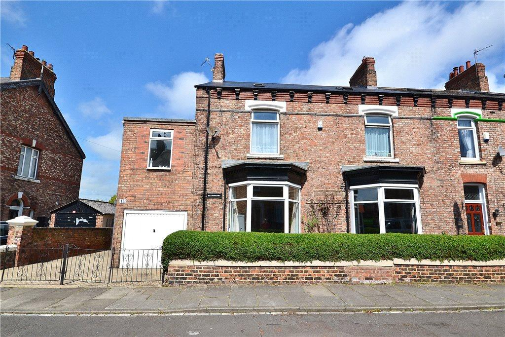 5 Bedrooms Semi Detached House for sale in Victoria Avenue, Norton, Stockton On Tees