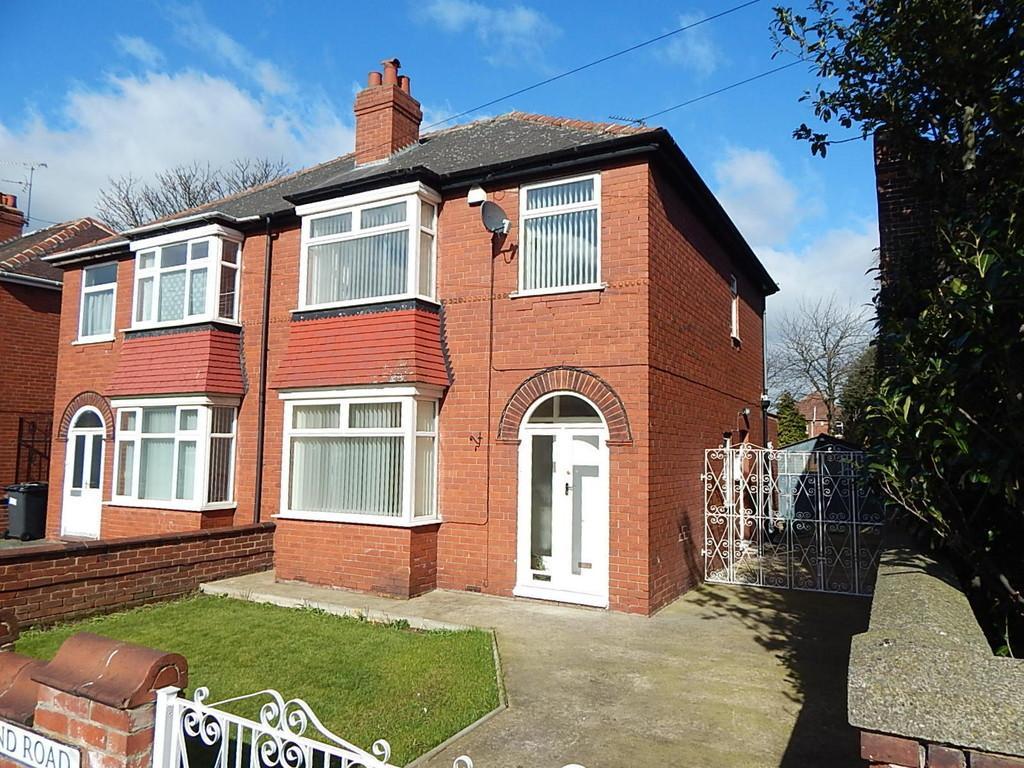 3 Bedrooms Semi Detached House for sale in Zetland Road, Town Moor