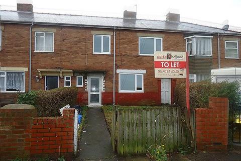 4 bedroom terraced house to rent - Woodhorn Villas, Ashington, Northumberland, NE63 9JF