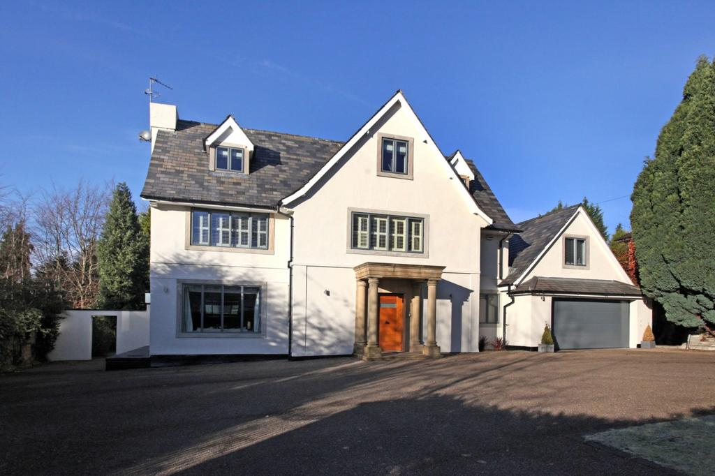 5 Bedrooms Detached House for sale in Barry Rise, Bowdon