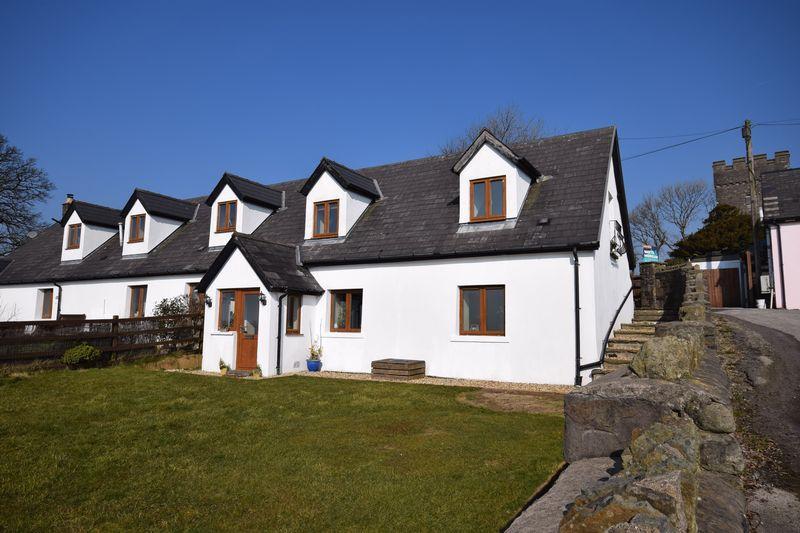 3 Bedrooms Semi Detached House for sale in Ty Abbot, Llangeinor, Bridgend CF32 8RX