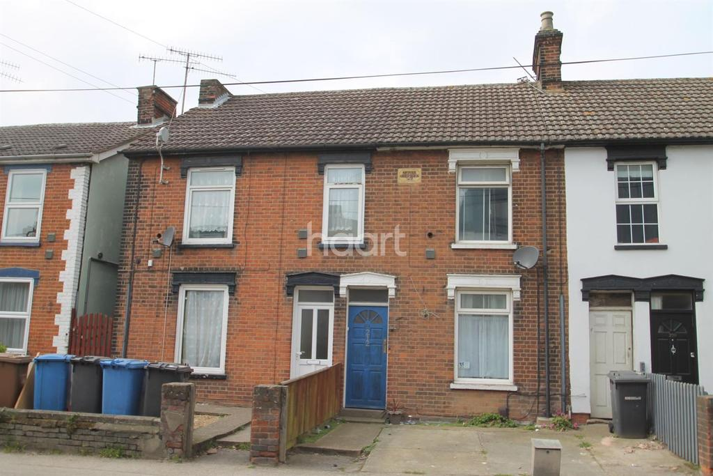 3 Bedrooms Terraced House for sale in Wherstead Road, Ipswich