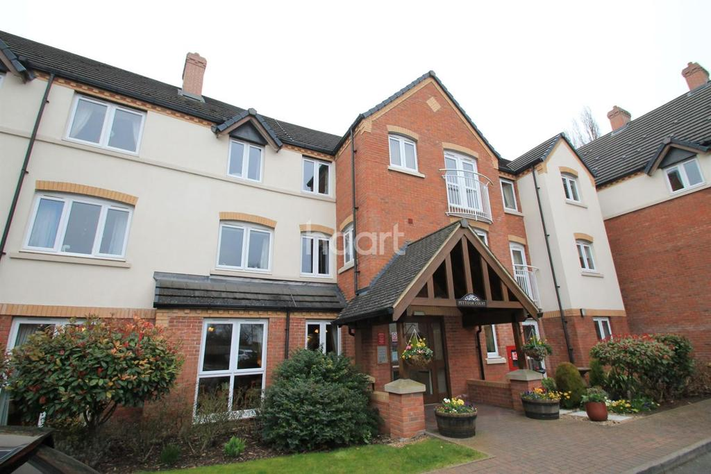 1 Bedroom Flat for sale in Pettifor Court, Bradgate Road, Anstey, Leicester