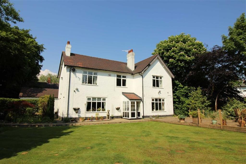 5 Bedrooms Detached House for sale in Buxton Road, High Lane, Stockport, Cheshire