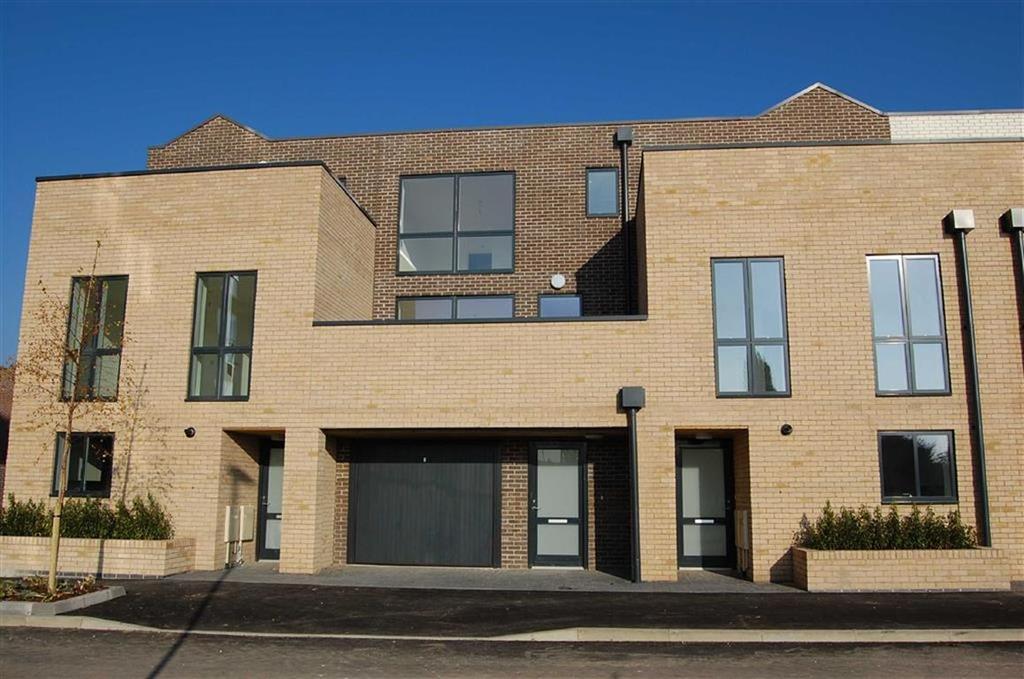 3 Bedrooms Town House for sale in Portside Street, Nottingham