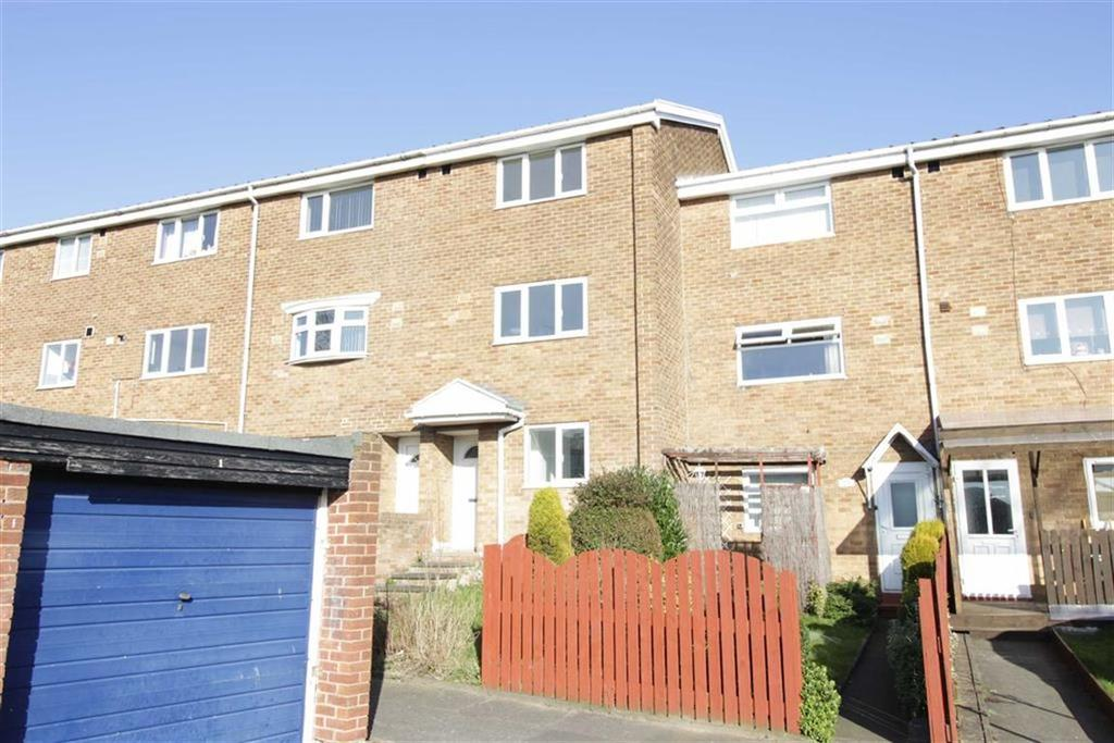 3 Bedrooms Town House for sale in Bromley Gardens, Wallsend, NE28