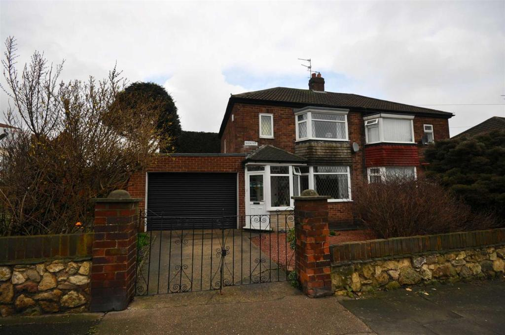 3 Bedrooms Semi Detached House for sale in Nookside, High Barnes, Sunderland