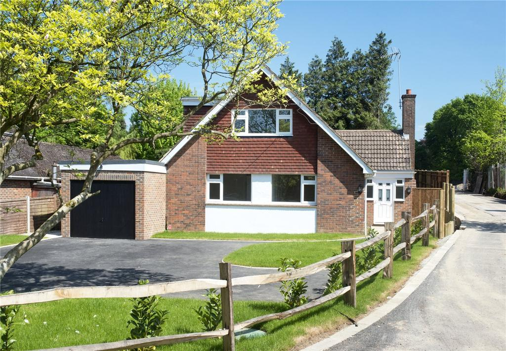 4 Bedrooms Detached House for sale in Basted Lane, Crouch, Sevenoaks, Kent, TN15