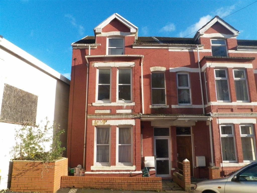 4 Bedrooms End Of Terrace House for sale in Willows Place, Swansea Central
