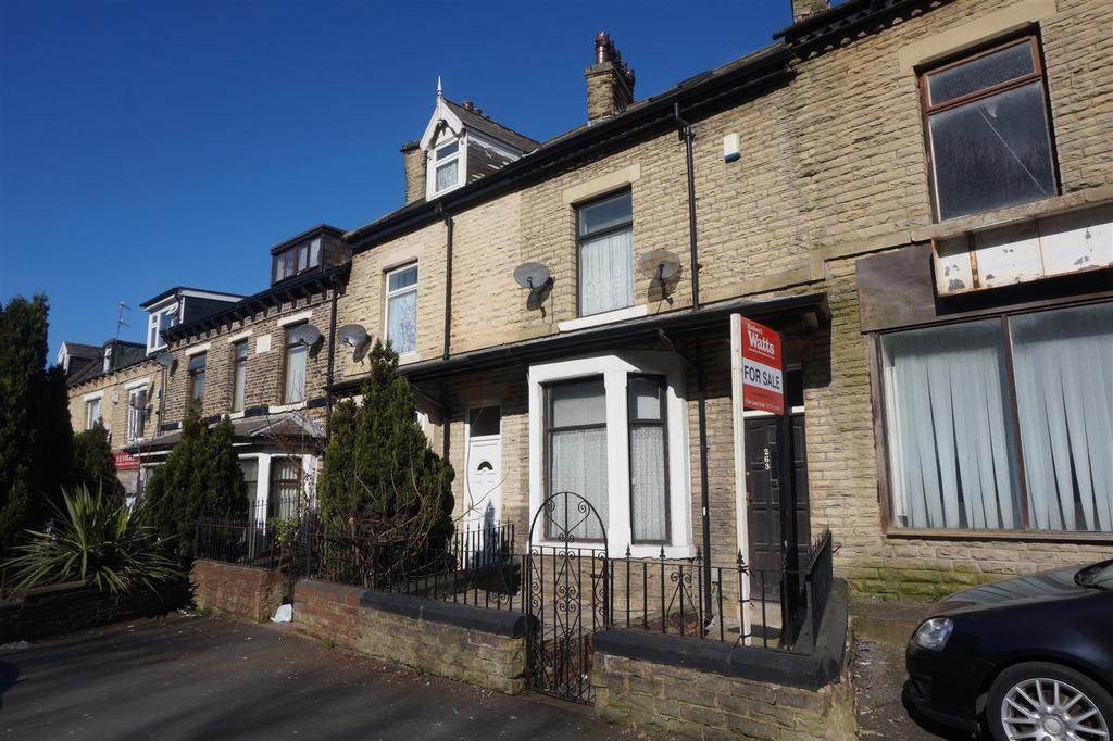 4 Bedrooms Terraced House for sale in Otley Road, Undercliffe, Bradford, BD3 0LW
