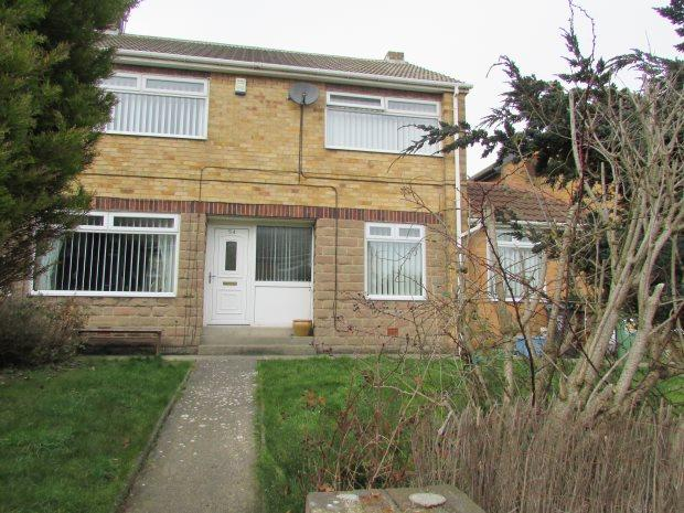 3 Bedrooms Semi Detached House for sale in SANDBANKS DRIVE, HART STATION, HARTLEPOOL