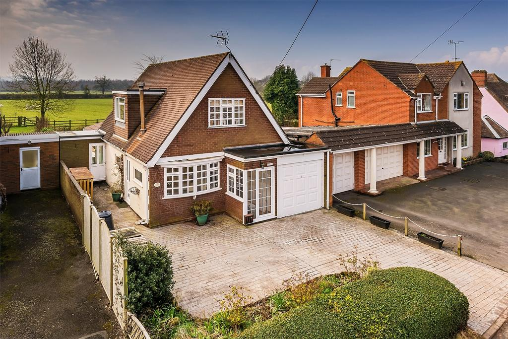 3 Bedrooms Detached House for sale in Griffiths Green, Claverley, WOLVERHAMPTON, Shropshire