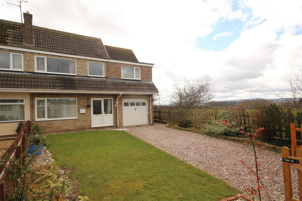 3 Bedrooms Semi Detached House for sale in Daleside, Buckley, Flintshire