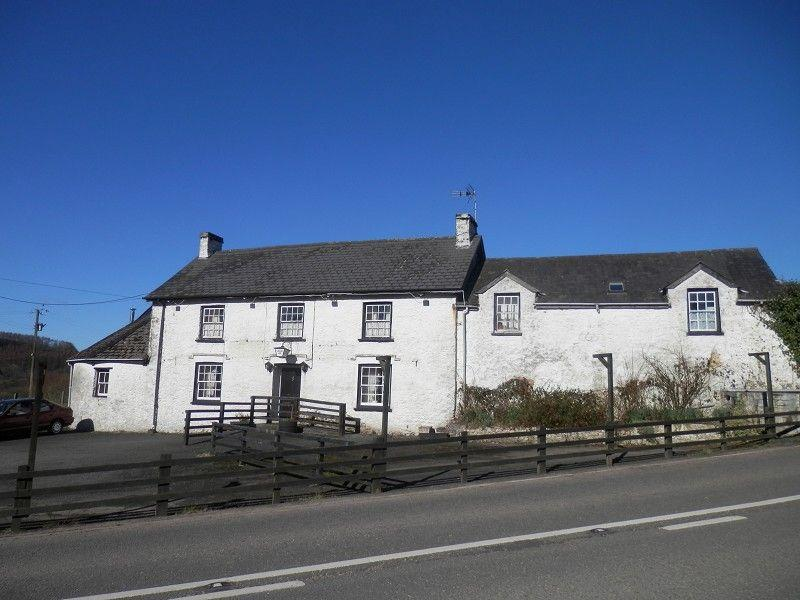 5 Bedrooms Detached House for sale in Cynghordy, Llandovery, Carmarthenshire.