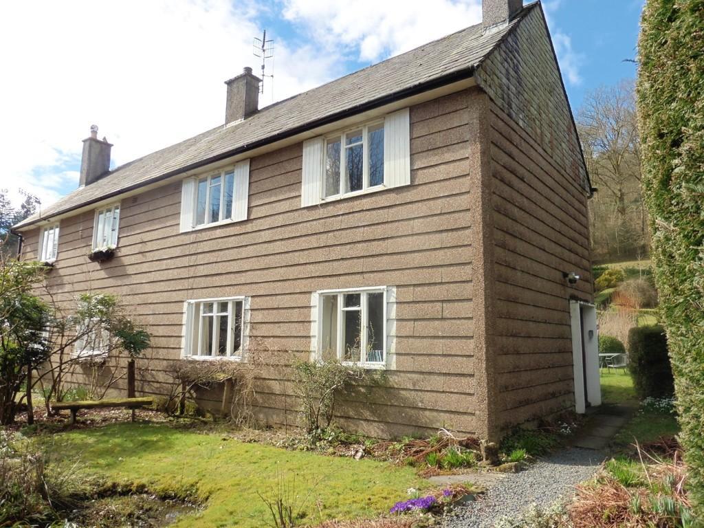 3 Bedrooms Semi Detached House for sale in Fairy Glen, 4 The Kennels, Grizedale, Hawkshead, LA22 0QH