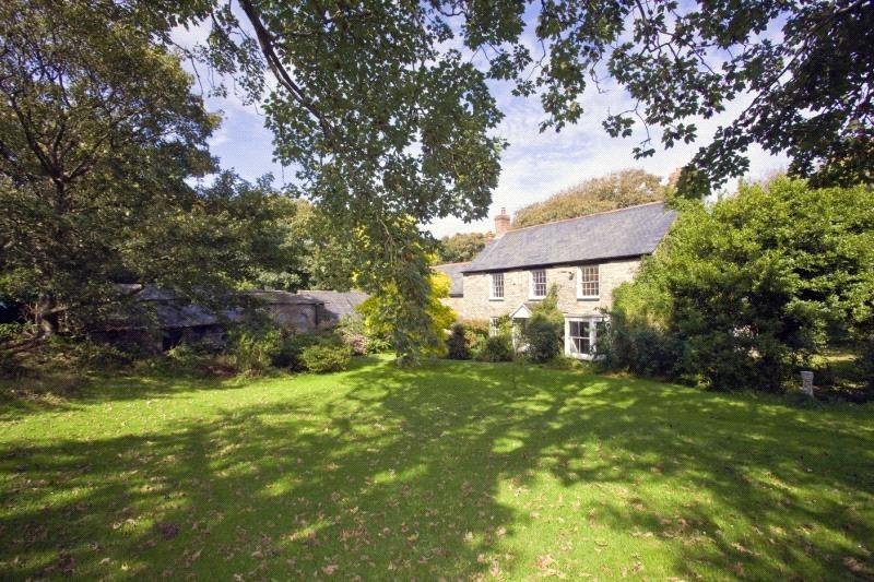 6 Bedrooms Detached House for sale in Vicarage Hill, Tintagel, Cornwall