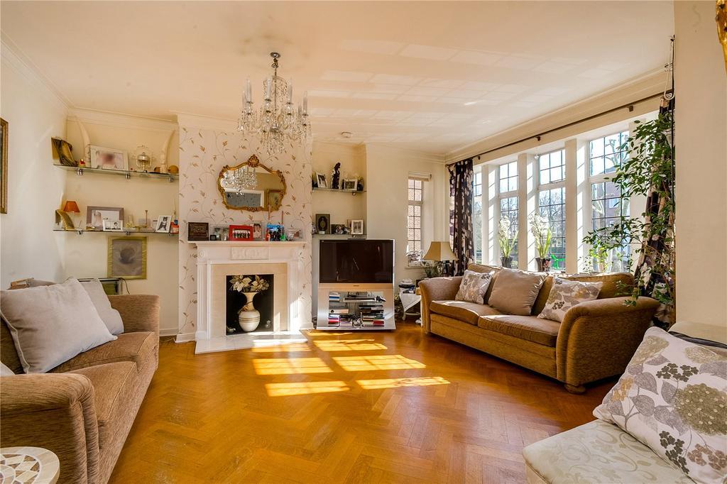 3 Bedrooms Flat for sale in Kings Keep, Putney, London