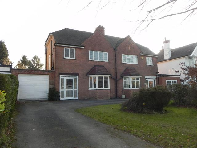3 Bedrooms Semi Detached House for sale in Penns Lane,Wylde Green,Sutton Coldfield