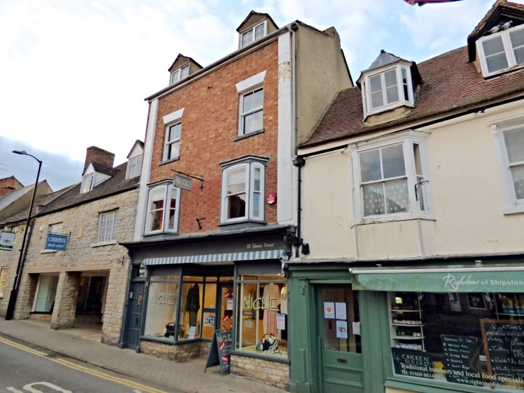 4 Bedrooms Town House for sale in Sheep Street, Shipston-On-Stour
