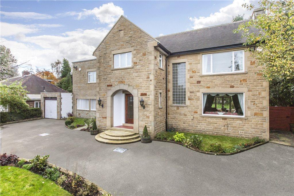5 Bedrooms Detached House for sale in Manor Drive, Cottingley, West Yorkshire