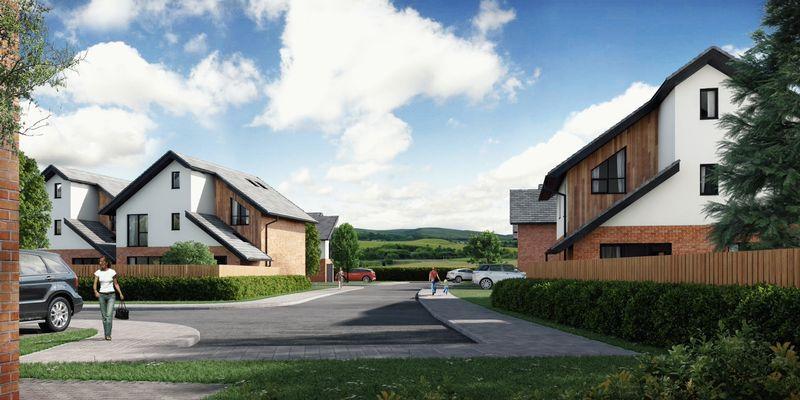 5 Bedrooms Detached House for sale in Plot 2 Holland Street, Littleborough