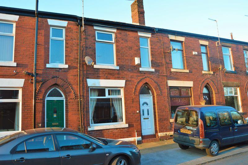 2 Bedrooms Terraced House for sale in Belvoir Street, Rochdale