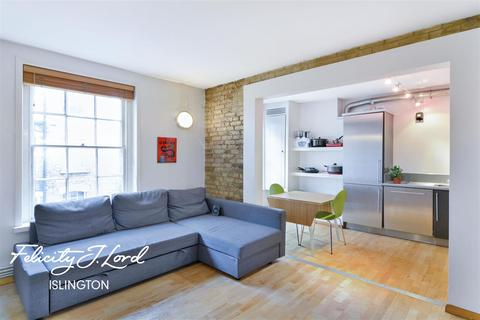 1 bedroom flat to rent - Fanshaw Street, Islington, N1