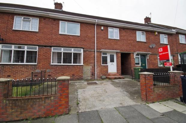 3 Bedrooms Terraced House for sale in Tuscan Road, Thorney Close, SR3