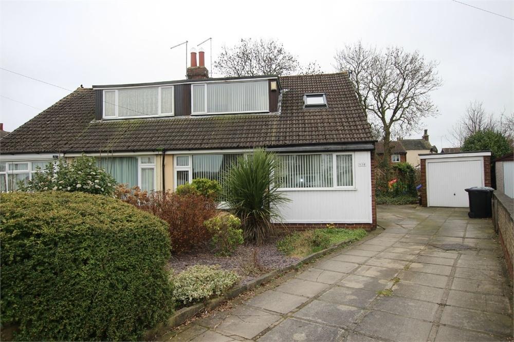 4 Bedrooms Semi Detached House for sale in Kingsdale Avenue, Drighlington