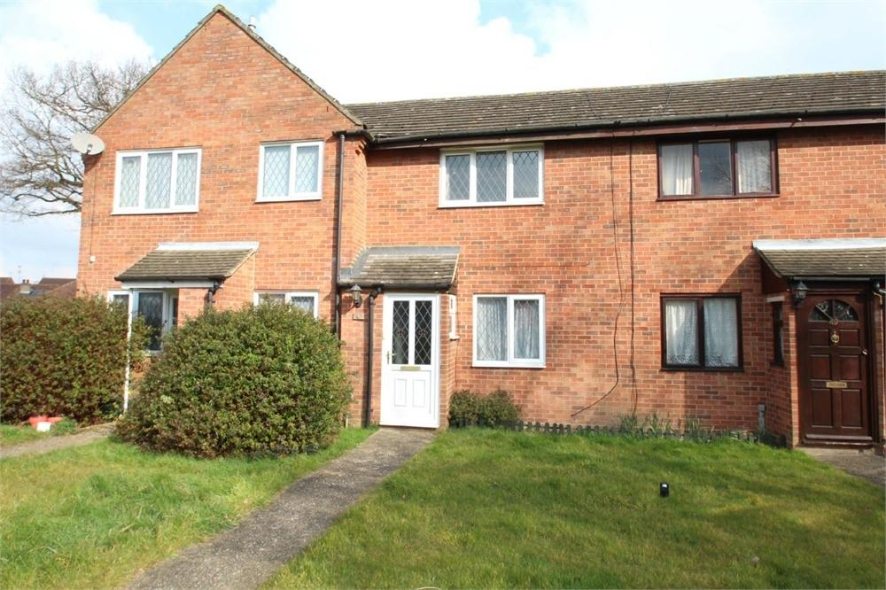 2 Bedrooms Terraced House for sale in Sioux Close, Highwoods, COLCHESTER, Essex