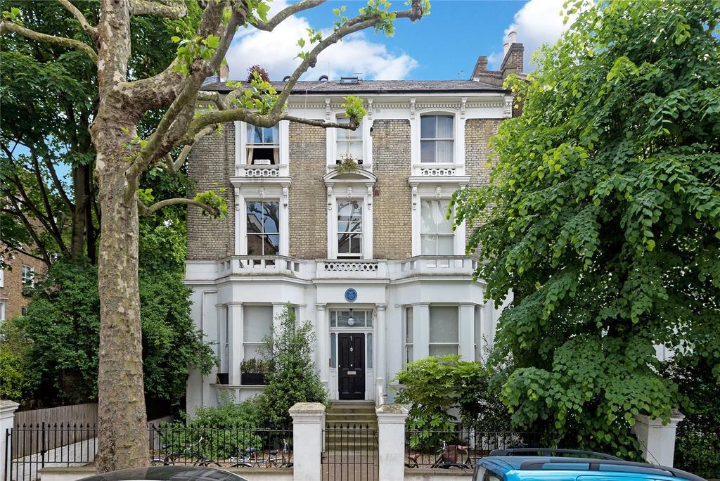 1 Bedroom Flat for sale in Bassett Road, London, W10