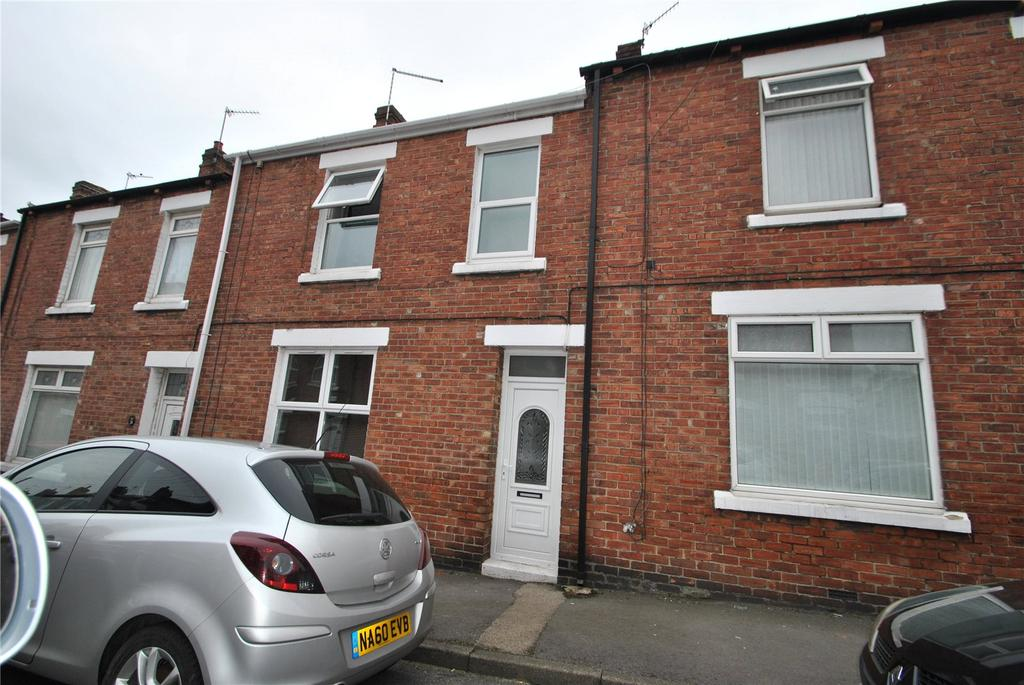 3 Bedrooms Terraced House for sale in Oliver Street, Seaham, Co. Durham, SR7