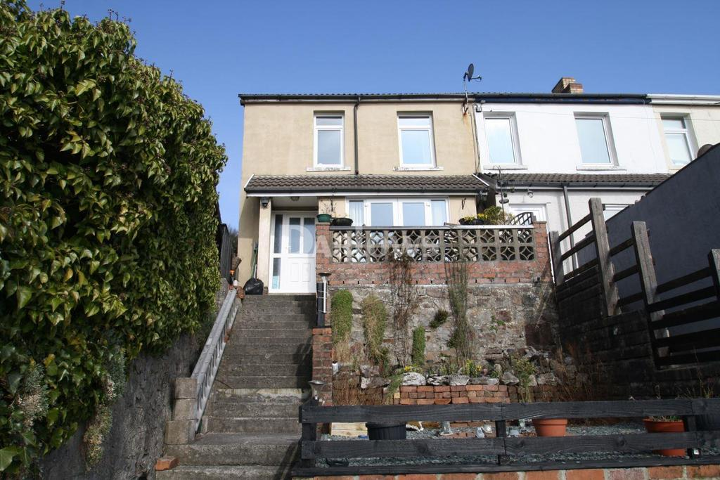 3 Bedrooms End Of Terrace House for sale in Pleasant View, Cefn Coed, Merthyr Tydfil, CF48