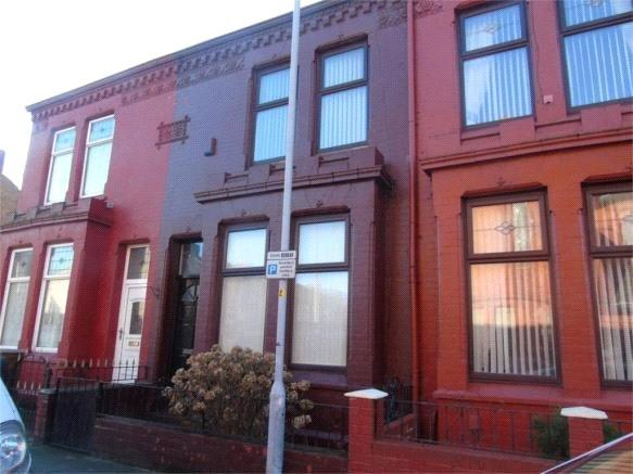 3 Bedrooms Terraced House for sale in Hornby Road, Bootle, Merseyside, L20