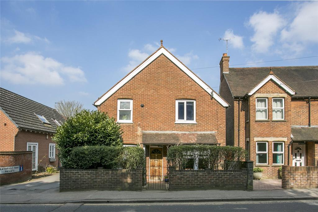 4 Bedrooms Detached House for sale in Bradbourne Vale Road, Sevenoaks, Kent